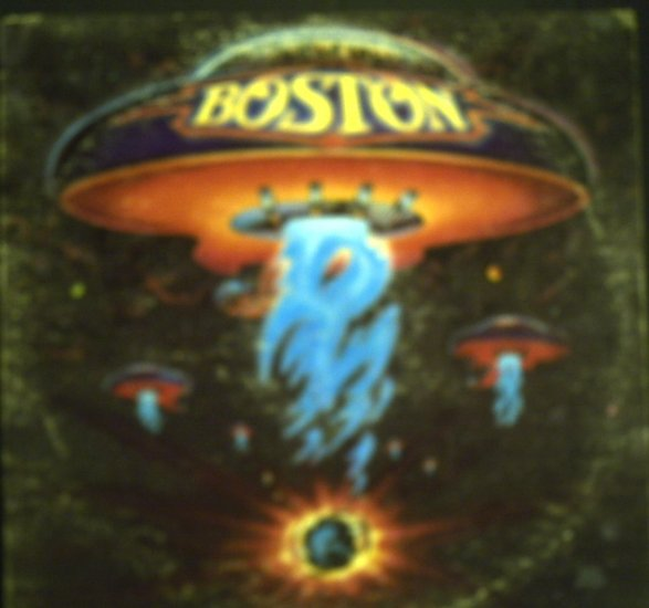 Boston   More Than A Feeling..............1976