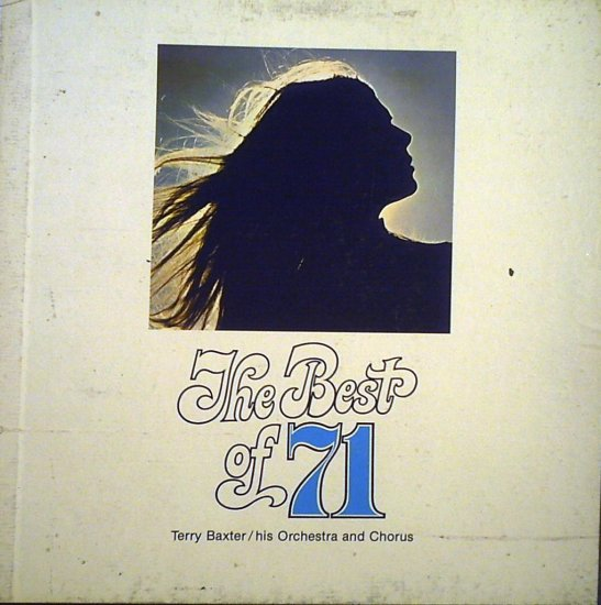 Baxter, Terry/And His Orch  The Best Of 71   3 Vol