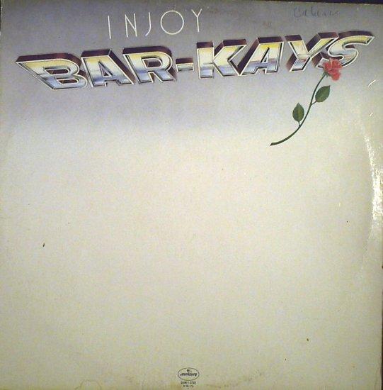 Bar-Kays   Injoy.............................1979