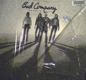 Bad Company  - Burning Sky.......................1976