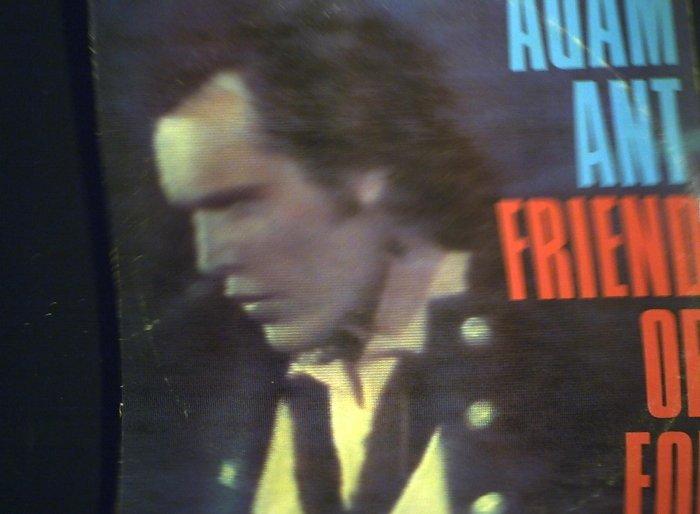 Ant, Adam - Friend Or Foe....................1982