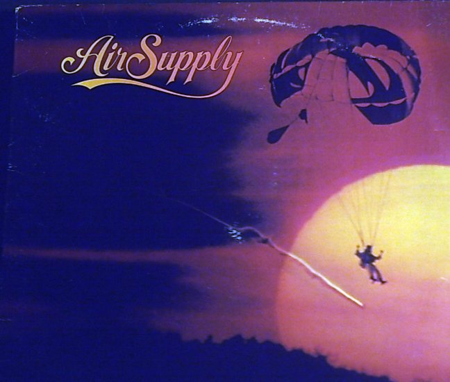 Air Supply  Now And Forever...................1982