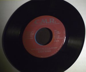 Bunny Bunny   Why can't we steal-A-Way/single copy