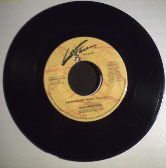 Braxton, Toni  Un-break My Heart/+Spanish Version......1996