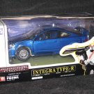 TRANSFORMERS BINALTECH KO PROWL INTEGRA BLUE TYPE-R