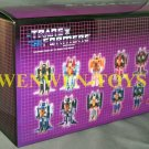 TRANSFORMERS G1 REISSUE DIRGE THRUST SKYWARP STARSCREAM