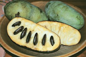 paw paw fruit is frozen fruit good for you