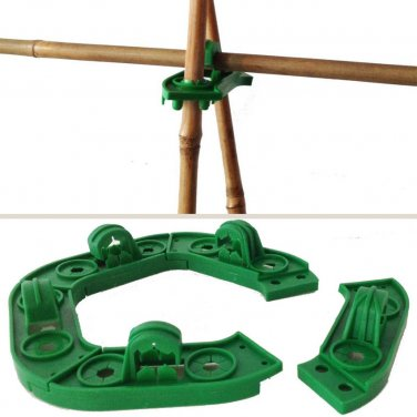 2 in 1 Wigwam Grips for Cane Support of Climbing Plants