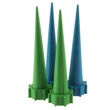 Indoor Plant Irrigation Aqua Spike Irrigation Drip Set of 4