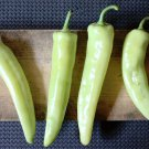Heirloom Sweet Banana Pepper Capsicum annuum - 50 Seeds