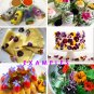 Organic Edible Flowers - Seed Gift in a Box