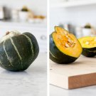 Organic Heirloom Squash Burgess Buttercup Cucurbita maxima- 20 Seeds