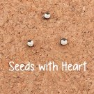 Love is on the Way! Love in a Puff Cardiospermum Vine Seed Gift