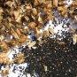 Kalonji Black Cummin Caraway Nigella sativa - 200 Seeds