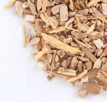 Organic Ashwagandha Root Cut Withania Stress Herbal Tea - 1 Oz / 28gram