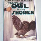 Theres an Owl in the Shower by Jean Craighead George Harper Trophy Childrens Book