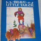 Brave Little Tailor by Brothers Grimm Troll Associates Paperback 1979