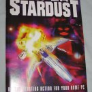 Super StarDust '96 Arcade Blasting Action For Your Home PC Instruction Manual Guide