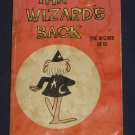 THE WIZARD'S BACK The Wizard of ID by Johnny Hart and Brant Parker 1973 Paperback