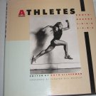 Athletes Photographs 1860-1986 by Ruth Silverman Foreword Senator Bill Bradley 1st Edition Hardcover