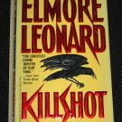 Killshot by Elmore Leonard Warner Books Edition (Paperback, 1990)