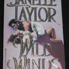 WILD WINDS  Janelle Taylor Historical Romance Paperback