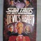 THE DEVILS HEART Star Trek Next Generation Carmen Carter (Hardcover, 1993)