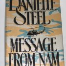Danielle Steel MESSAGE FROM NAM (Hardcover, 1990)