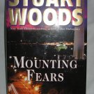MOUNTING FEARS by Stuart Woods BRAND NEW (Hardcover, 2009)