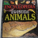 The Encyclopedia of Awesome Animals by Claire Llewellyn, Kate Petty (1998, Hardcover)
