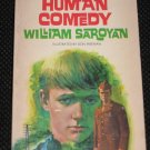 THE HUMAN COMEDY by William Saroyan (1976, Paperback) DELL 3933 Laurel Edition
