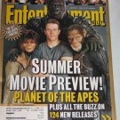 ENTERTAINMENT WEEKLY Magazine 593 Planet of the Apes Larry Storch Joey Ramone April 27 2001