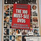 ENTERTAINMENT WEEKLY Magazine 634 Royal Tenenbaums Anthony LaPaglia Jay-Z David Lynch January 2002