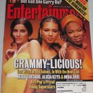 ENTERTAINMENT WEEKLY Magazine 638 Nelly Furtado Alicia Keys India.Arie Mariah Carey February 8 2002