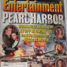 ENTERTAINMENT WEEKLY Magazine 598 Pearl Harbor Ben Affleck Kate Beckinsale Josh Hartnett June 1 2001