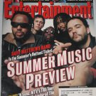 ENTERTAINMENT WEEKLY Magazine 596 Heath Ledger Dave Matthew N Sync Survivor Tapes May 18 2001