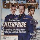 ENTERTAINMENT WEEKLY Magazine 621 Scott Bakula Star Trek Enterprise Johnny Depp October 2001