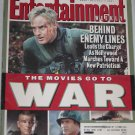 ENTERTAINMENT WEEKLY Magazine 629 War Movies Owen Wilson Behind Enemy Lines Batman December 2001
