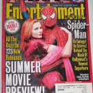 ENTERTAINMENT WEEKLY Magazine 650 651 Spider-Man Kirsten Dunst Tobey McGuire April 26 2002