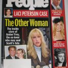PEOPLE MAGAZINE November 2003 Prince Charles Laci Peterson Britney Spears Art Carney Amber Frey