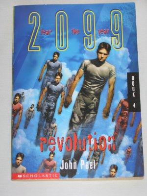 The Revolution A Manifesto Book 4 Series 2099 by John Peel (2000, Paperback)