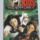 SPY KIDS One Agent Too Many Book 1 by Elizabeth Lenhard (2003, Paperback)