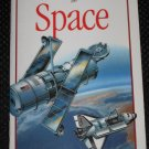 Little Library SPACE Kingfisher 1993 Mini Book by Christopher Maynard