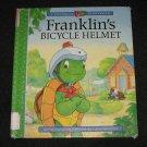 FRANKLINS BICYCLE HELMET A Franklin Storybook Eva Moore Paulette Bourgeois Brenda Clark Hardcover