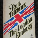 THE LONDON EMBASSY by Paul Theroux Washington Square Press (1984, Paperback)