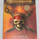 Pirates Caribbean Curse of the Black Pearl by Elizabeth Rudnick Disney Press (2006, Paperback)