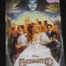 Disney ENCHANTED by Jasmine Jones (2007, Paperback) 8 Movie Photo Pages BRAND NEW