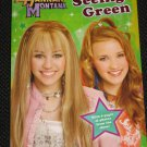 Disney Hannah Montana SEEING GREEN by M. C. King (2007, Paperback) NEW