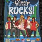 Disney Channel Rocks Quizzes Trivia Photos Paperback Book by Emma Harrison Kieran Viola NEW