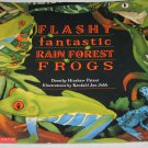 Flashy Fantastic Rain Forest Frogs by Dorothy Hinshaw Patent Scholastic (1997, Softcover)